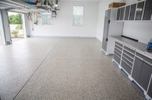 epoxy garage floor cleaning and maintenance