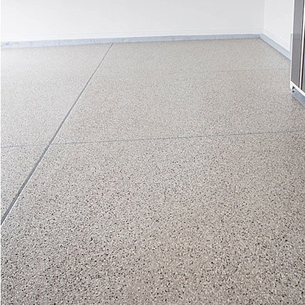 Basement Floors Stained Concrete Or Epoxy Decorative