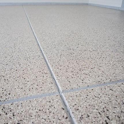 How to clean your epoxy garage floor decorative concrete for How to clean mud off concrete floor