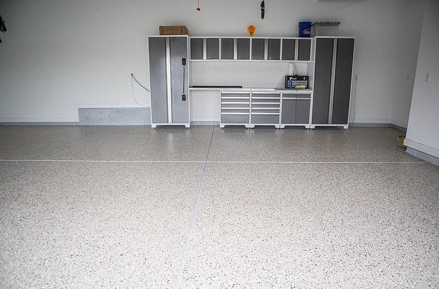 epoxy flooring for garage floors