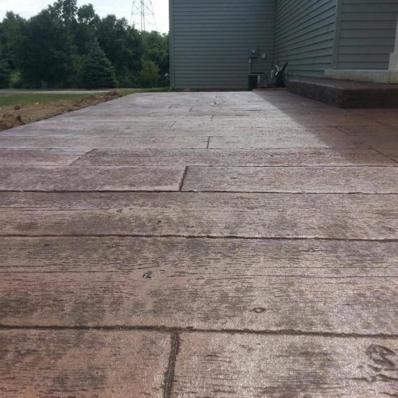 Decorative Concrete In Fort Wayne Indiana Fair Pricing